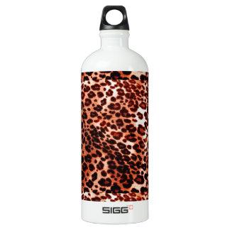 safari orange Art Water Bottle