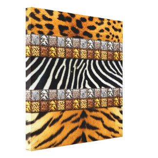 Safari Prints Canvas Prints