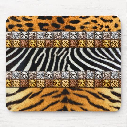 Safari Prints Mouse Pad