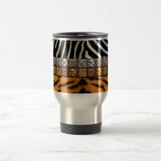 Safari Prints 15 Oz Stainless Steel Travel Mug
