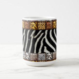 Safari Prints Classic White Coffee Mug