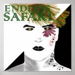 Safari sin fin posters