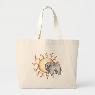 Safari Sun Tote Bag