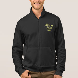 Safari Sweat Jacket