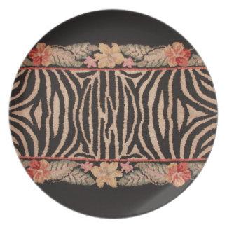 Safari tan bueno… platos para fiestas