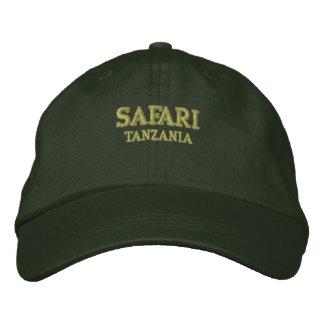 Safari Tanzania Cap