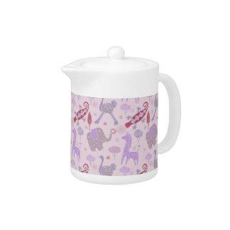 Safari Teapot