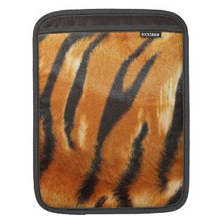 Safari Tiger Stripes Print iPad Sleeves