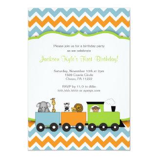 train birthday invitations  announcements  zazzle, party invitations
