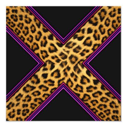 Safari X Photo Print