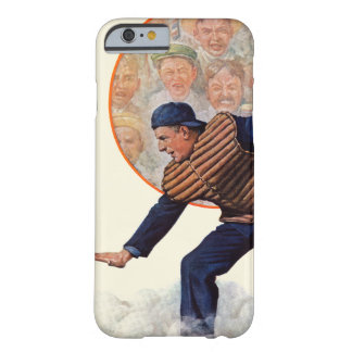 Safe at the Plate Barely There iPhone 6 Case