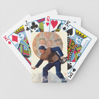Safe at the Plate Bicycle Card Deck