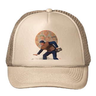 Safe at the Plate Trucker Hat
