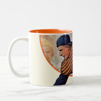 Safe at the Plate Two-Tone Coffee Mug
