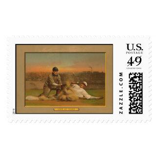 Safe at Third Stamps