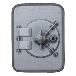 Safe bank iPad sleeve