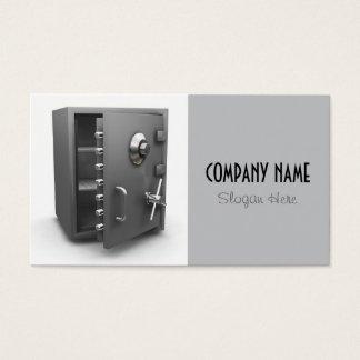 Safe Business Card