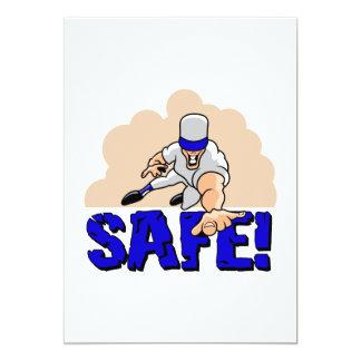 Safe! Card