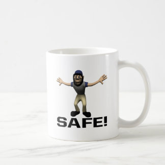 Safe Coffee Mug