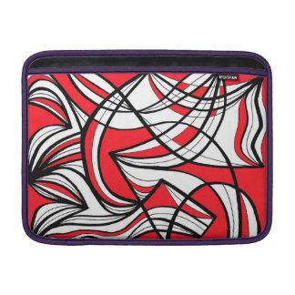 Safe Fabulous Virtuous Wondrous MacBook Air Sleeve