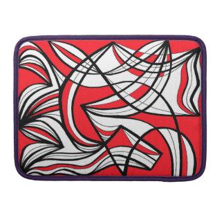 Safe Fabulous Virtuous Wondrous MacBook Pro Sleeve