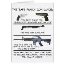 SAFE FAMILY GUN GUIDE