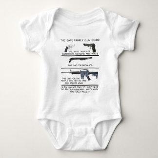SAFE FAMILY GUN GUIDE INFANT CREEPER