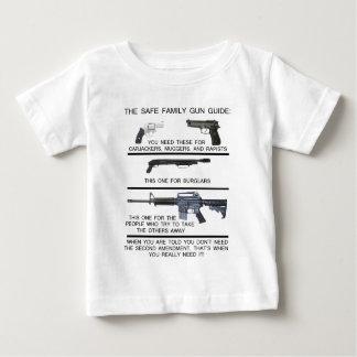 SAFE FAMILY GUN GUIDE T-SHIRT