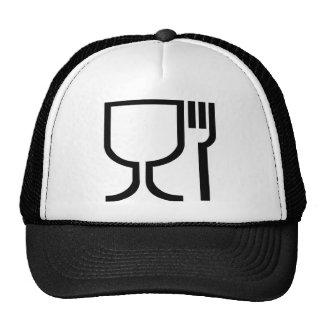 Safe Food Symbol Trucker Hat