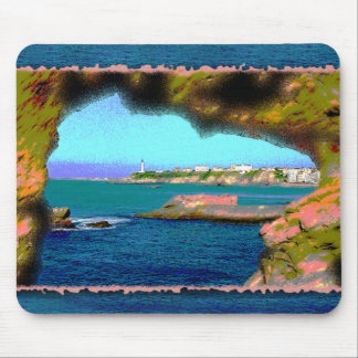 safe harbor mouse pad
