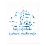 Safe Harbor Postcard