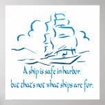Safe Harbor Print