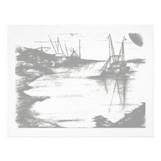 Safe Harbour Custom Letterhead