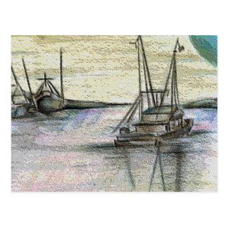 Safe Harbour Postcard