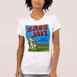 Safe Hit Vintage Lable Art T-Shirt