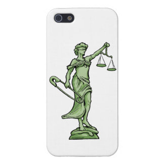 SAFE Justice: iPhone SE  5/5S (Matte or Gloss) Cover For iPhone SE/5/5s