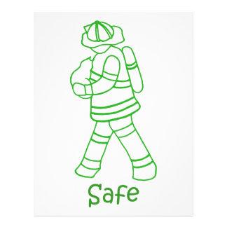 Safe Letterhead
