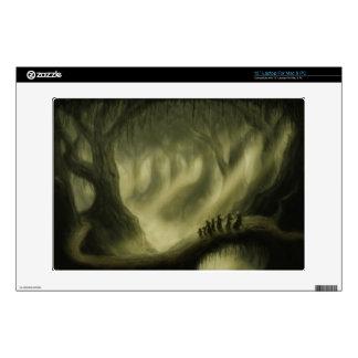 safe passage fantasy laptop skin