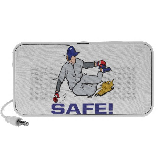 Safe Portable Speakers
