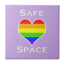Safe Space Ceramic Tile