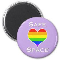Safe Space Magnet
