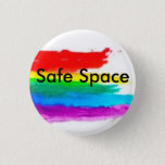 "Safe Space Pin<br><div class=""desc"">Rock your inner Ally with this snazzy pin</div>"