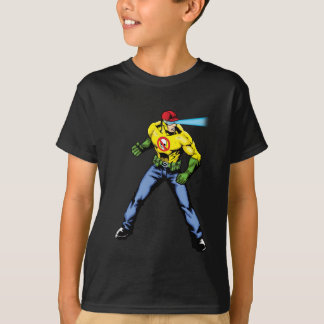 Safe-T-Man...Just in time! T-Shirt