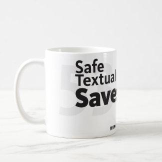 Safe Text Mug 2