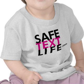 Safe Text Tee 5