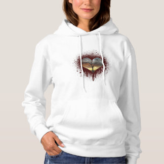 Safe the nature bleeding heart tree of life hoodie