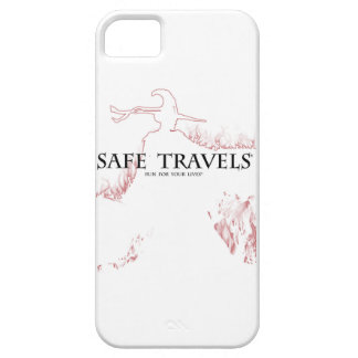 SAFE TRAVELS Witch & logo iPhone iPhone SE/5/5s Case
