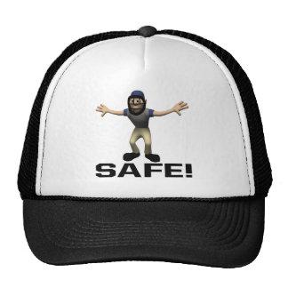 Safe Trucker Hat
