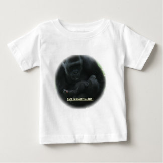 SAFE W MOMMY BABY T-Shirt