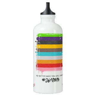 Safe With Me Flag Sigg Water Bottle